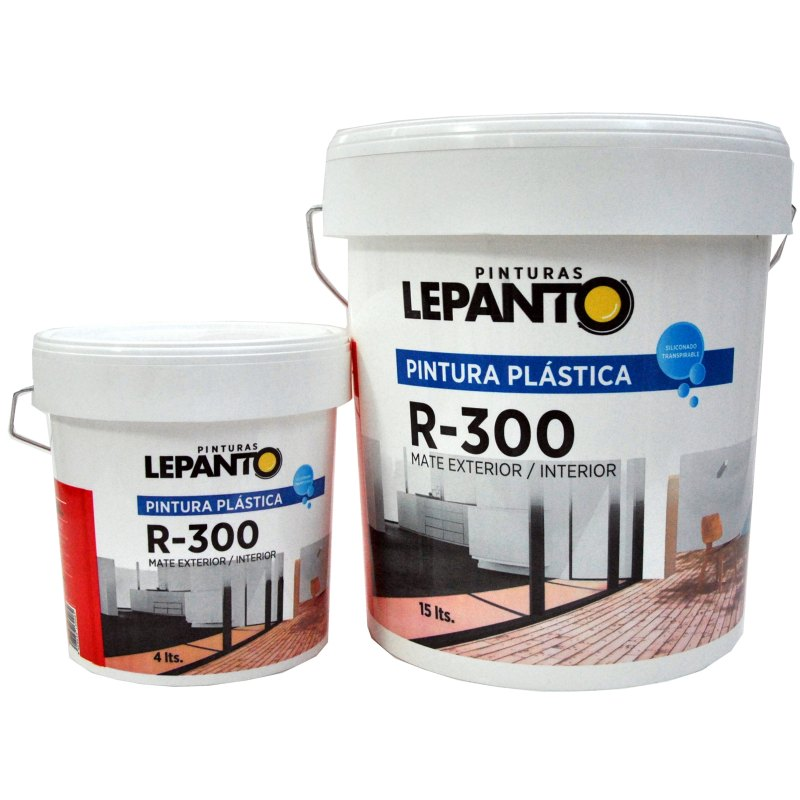 r 300 hydrofuge silicon pinturas lepanto fabricant. Black Bedroom Furniture Sets. Home Design Ideas